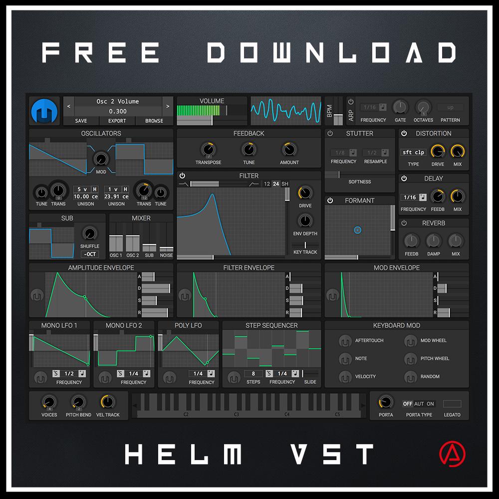 Free VST's & DAW's | Anarchy Audioworx