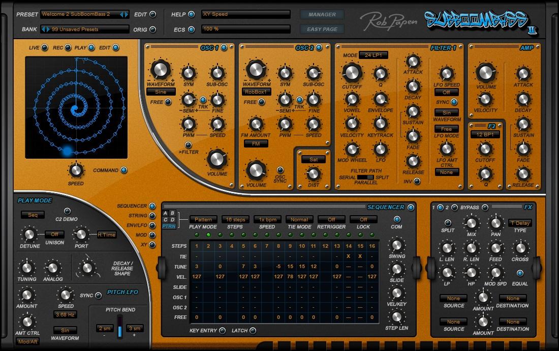 VST Instruments | Anarchy Audioworx