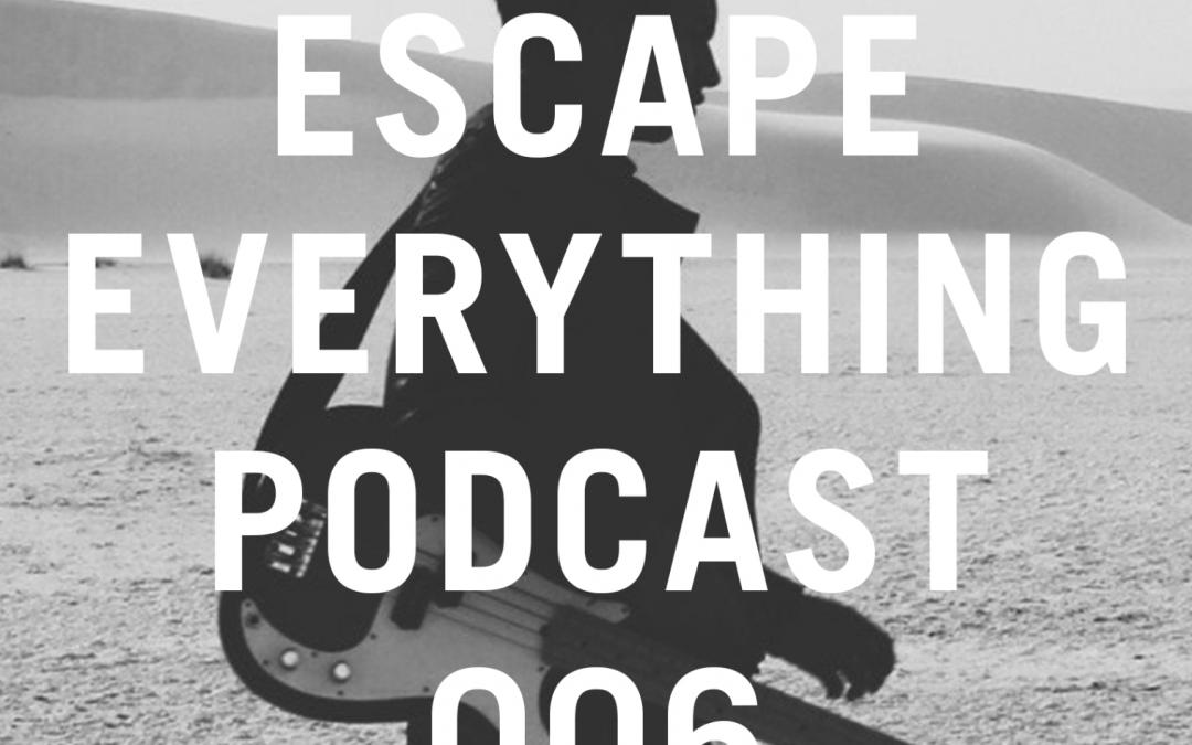 EE Podcast 006: James Garside Starts Again