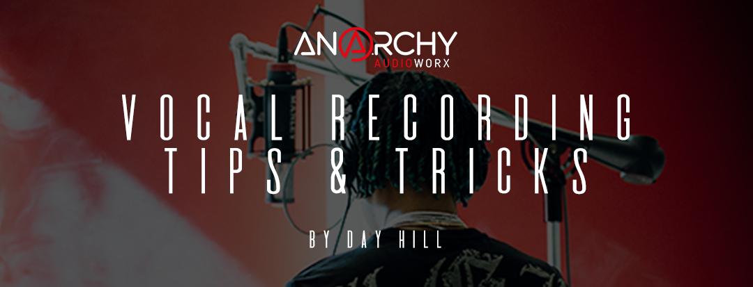 Vocal Recording Tips & Tricks